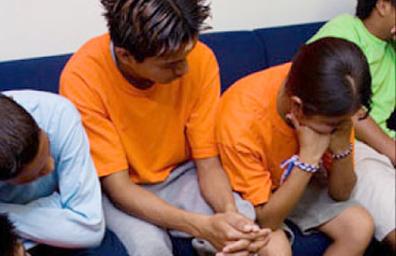 Empiezan órdenes de deportación para menores
