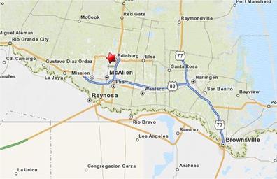 Desplaza sur de Texas a Arizona como zona de ingreso de indocumentados