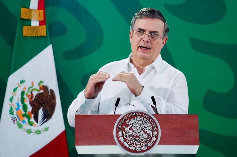 México propondrá el viernes a Blinken acabar con la Iniciativa Mérida