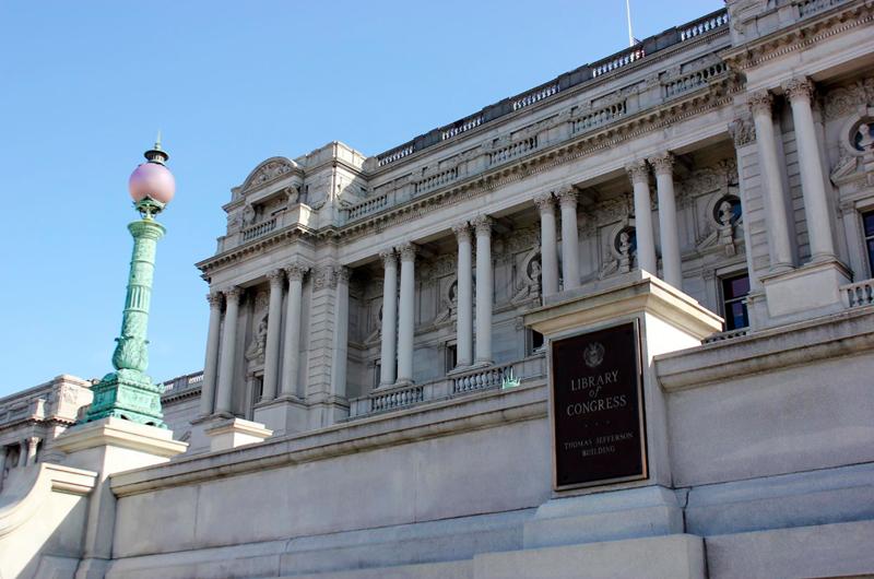 Biblioteca del Congreso enfoca