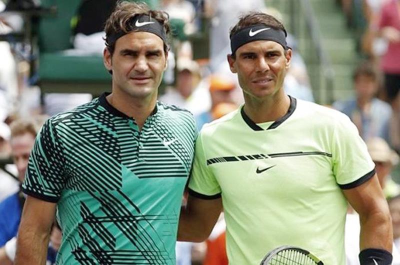 Roger Federer anhela más enfrentamientos con Rafael Nadal