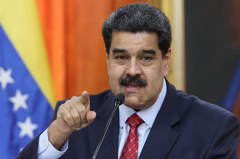 Manos de presidente español quedarán manchadas de sangre: Nicolás Maduro