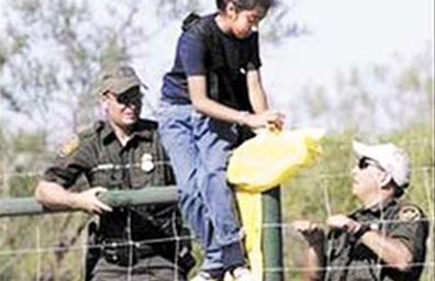 En 20 meses, más de 71 mil menores detenidos en frontera EUA-México