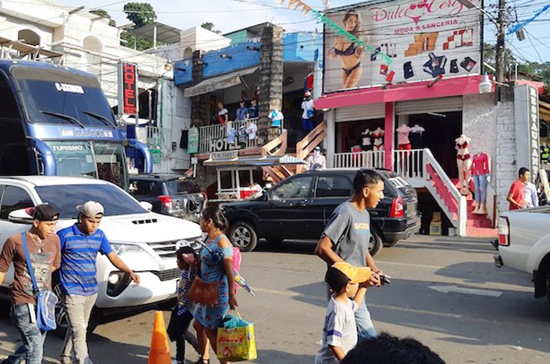 Normalidad vuelve a frontera  México-Guatemala, tras caravana migrante