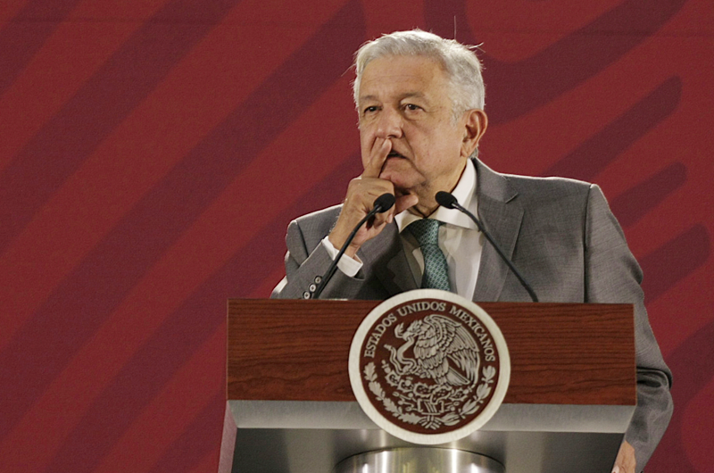 México no caerá en provocaciones con Estados Unidos: López Obrador