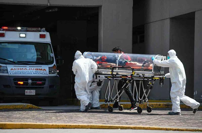 América Latina se acerca a medio millón de reportes de coronavirus