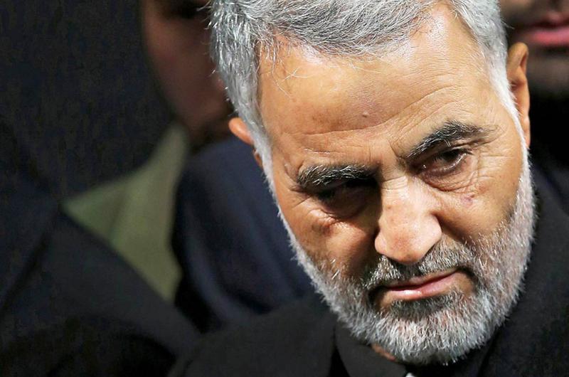 Estados Unidos afirma que Soleimani planeaba atacarlos