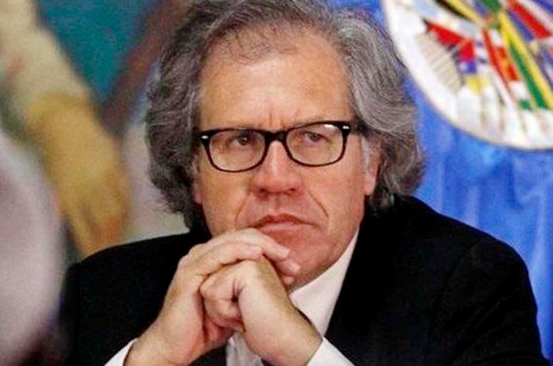 Secretario de OEA respalda a representantes de Guaidó en Washington