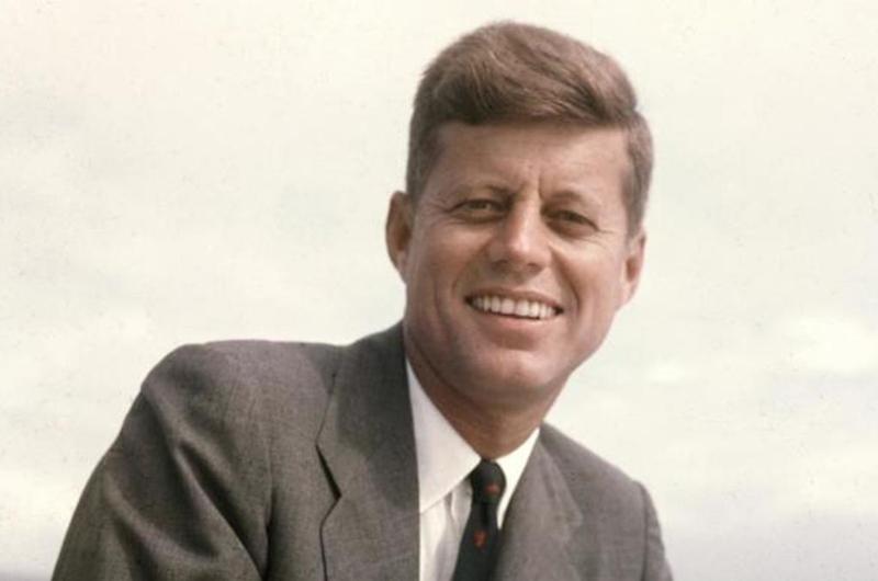 Notas de John F. Kennedy revelan percepciones políticas y sexuales