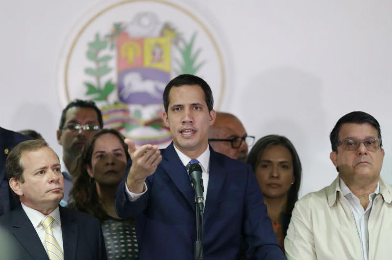 UE reconoce a Guaidó como presidente de Asamblea