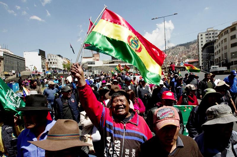 OEA urge por elecciones inmediatas en Bolivia