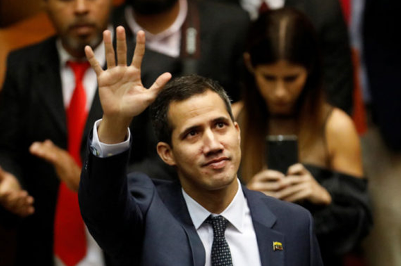 """Oposición venezolana presenta su """"Plan país"""""""