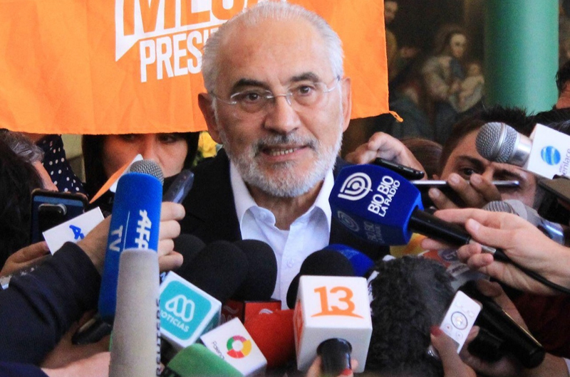 Mesa llama a defender segunda vuelta electoral en Bolivia