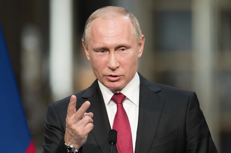Putin critica a EUA por considerar a Venezuela su patio trasero