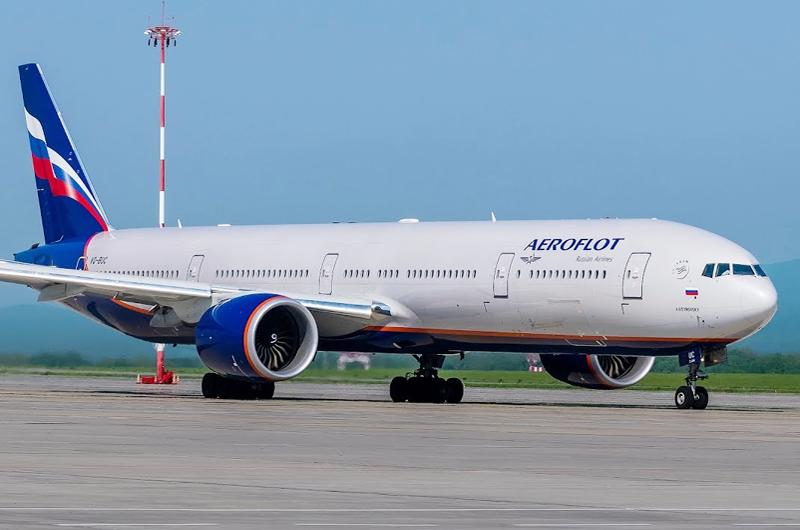 Rusia restringe vuelos al Reino Unido, EUA y Emiratos Árabes Unidos