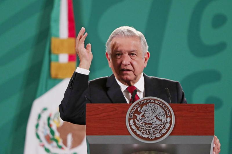 López Obrador dice que EE.UU. no ha hecho