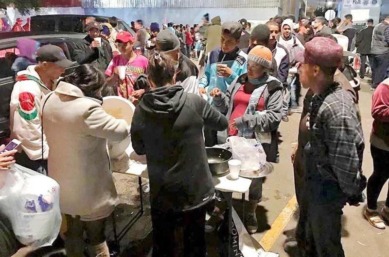 Ofertan más de mil vacantes para migrantes en Tijuana