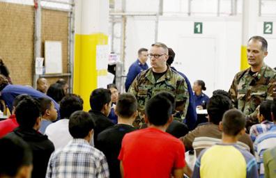 Ley de 2008 es tema en la ola de niños migrantes