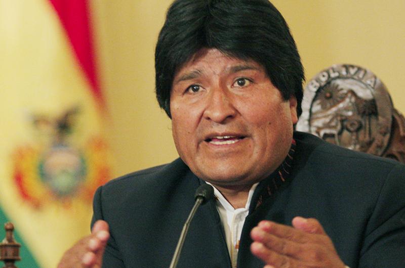 Bolivia denuncia ante la OEA intento de golpe de Estado