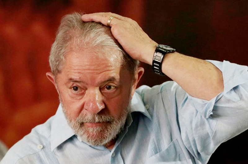 Exjuez Moro cometió crimen grave para perjudicar a Lula da Silva: Haddad