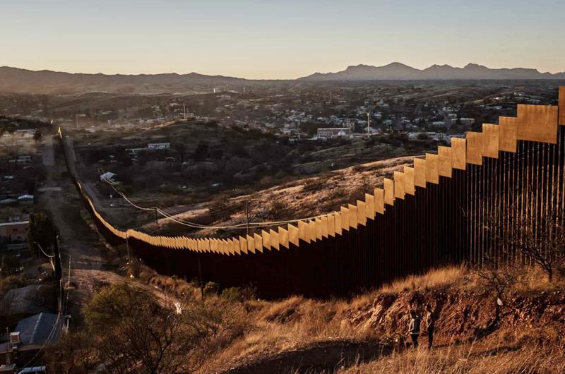 Muro en frontera sur de EUA aumentará la muerte de migrantes: informe