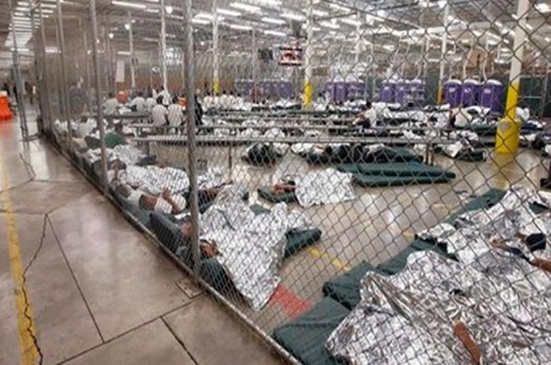 Si no les gustan los centros de detención, no vengan: Trump a migrantes