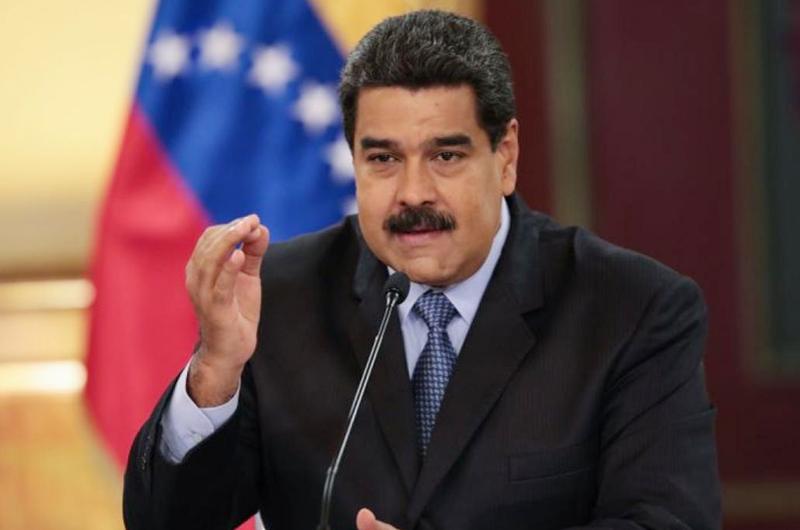 Falsa imagen de pobreza es parte de plan golpista de EUA: Maduro