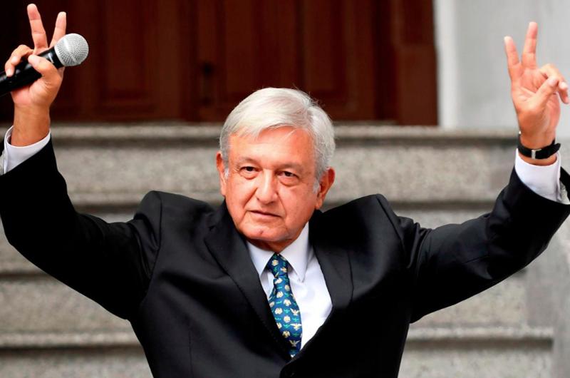 No entregaremos a bolivianos asilados en Embajada: AMLO