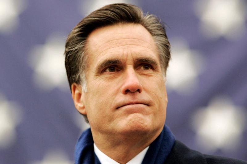 Trump no ha estado a la altura de la Presidencia: Mitt Romney