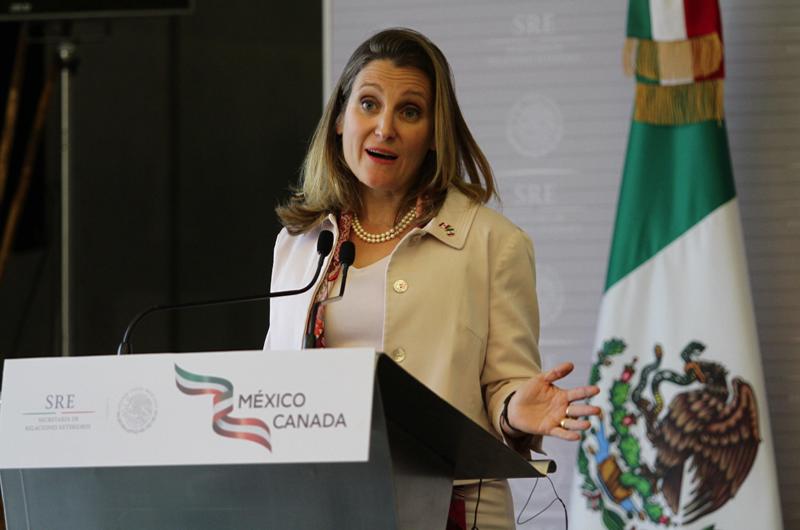 Punto de valor del TLCAN es trilateralidad: Ildefonso Guajardo