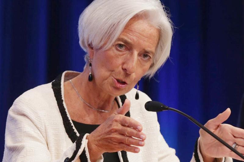 Tensión comercial China-EUA amenaza al mundo, dice Lagarde
