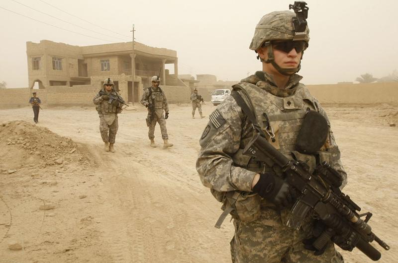 Ataque a bases de EUA en Irak, inicio de una operación regional