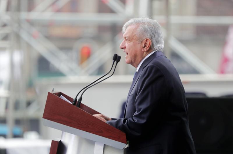 No polemizaré sobre opinión de la Iglesia Católica, dice López Obrador