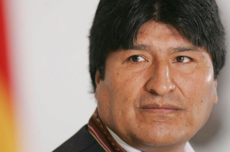 Evo Morales no viola Tratado de Montevideo sobre asilo: Sánchez Cordero