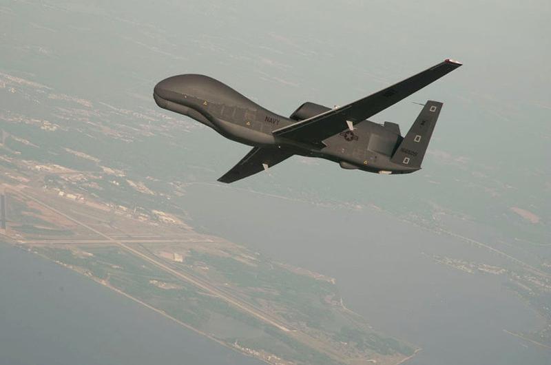 Dron de EUA fue derribado dentro del espacio aéreo iraní: Rusia