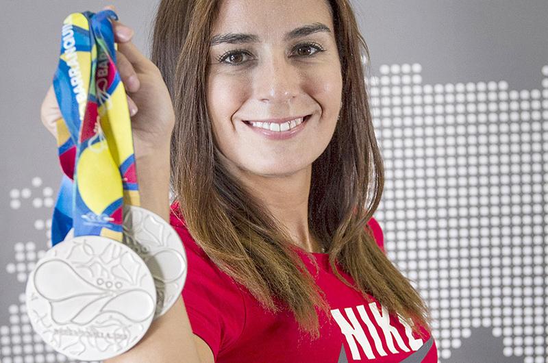 Paola Espinosa es aspirante a Premio Nacional de Deportes 2019