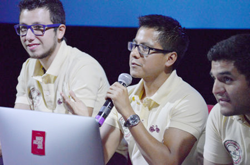 Participan jóvenes mexicanos en Misión Análoga a Marte