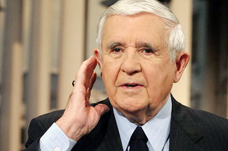 Paul Laxalt, ex gobernador de Nevada, fallece a los 96