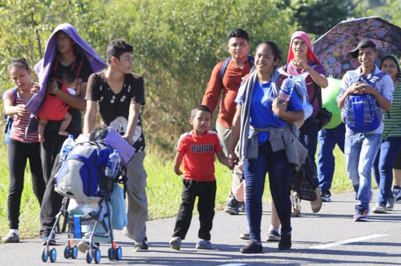 Destacan cambio en política migratoria en beneficio de menores migrantes