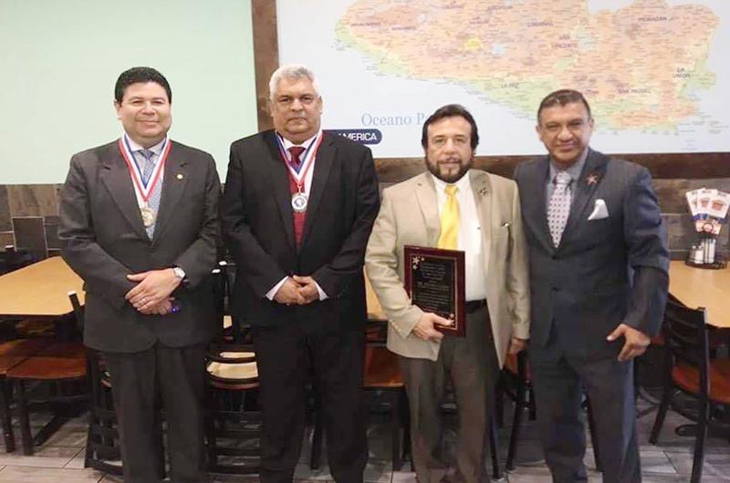 Destacan visita del vicepresidente salvadoreño a Las Vegas