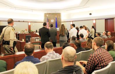 Se declaran no culpables Rocha y coacusados; tendrán juicio en abril