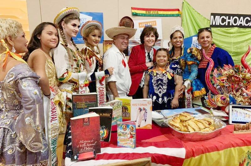 Boliviano Freddy Chávez: Es preciso cuidar la identidad