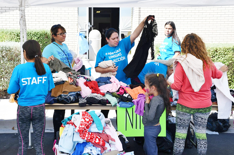 Llega para los más necesitados... 'Venta sin dinero' organizada por FUA
