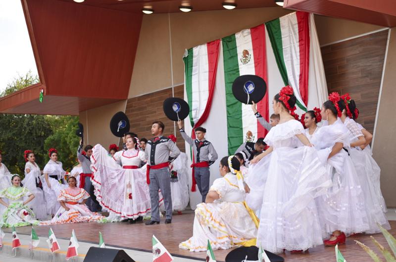 Independencia de México... Esperan notable respaldo del público en el Walnut Park