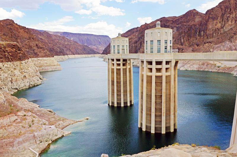 Niveles de agua en el Lago Mead podrían disminuir 25 pies en los próximos dos años
