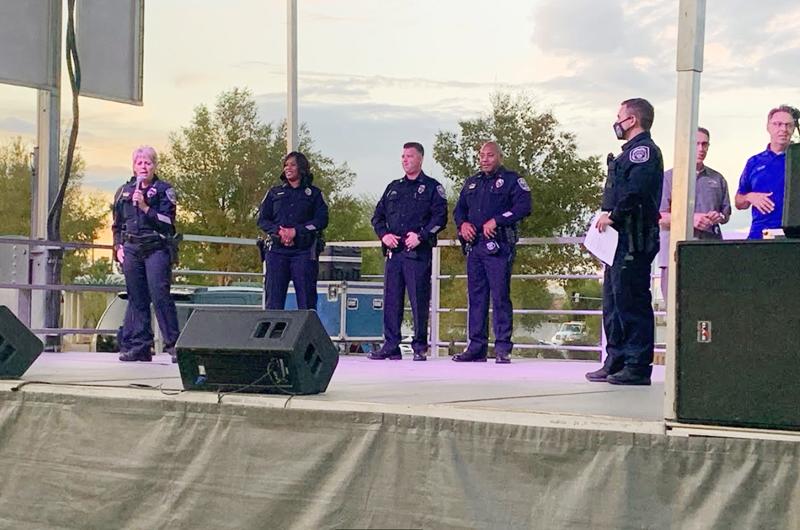 Noche Nacional de Unidad: Para fortalecer el vínculo entre los policía y la comunidad