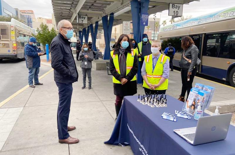 RTC rindió emotivo homenaje a víctimas del Coronavirus