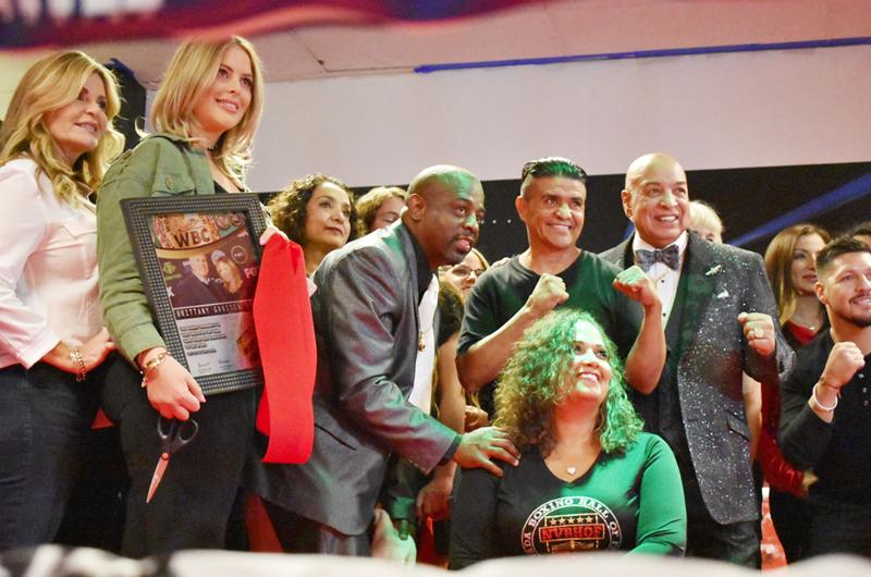 Nevada Boxing Hall of Fame tiene nueva 'casa' dentro del Boulevard Mall