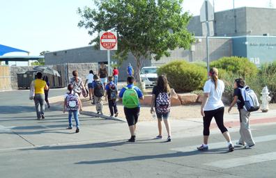 Conozca información básica del CCSD sobre seguridad en escuelas