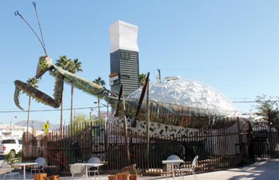 Abrió sus puertas Container Park en el centro de Las Vegas